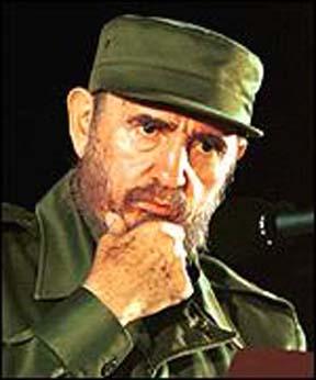Fidel Castro, en 2006 la revista Forbes afirmó que el mandatario cubano tiene una cuenta de 550 millones de dólares, lo que lo coloca como el estadista latinoamericano más acaudalado